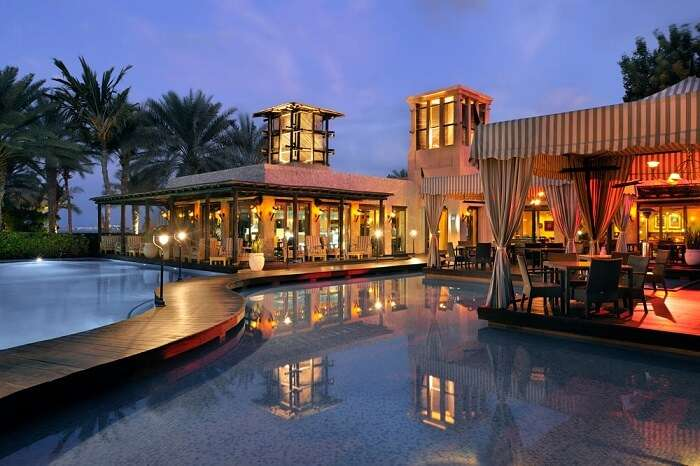 The Palace, One&Only Royal Mirage Resort