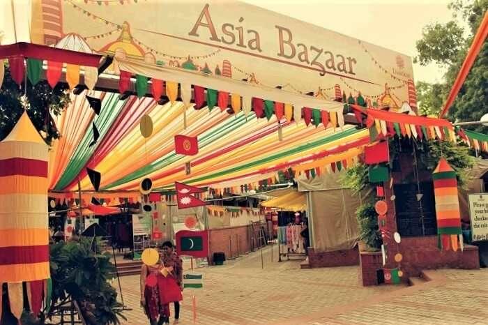dastkar festival delhi