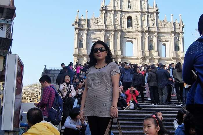 Macau sightseeing