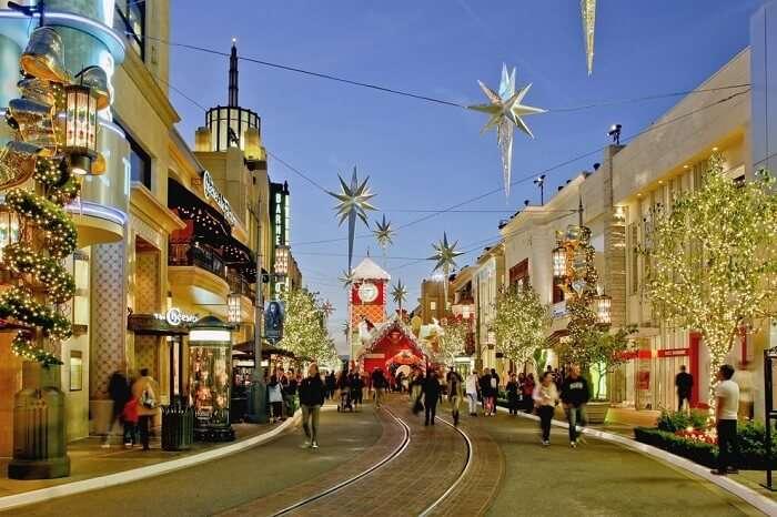 places to shop los angeles