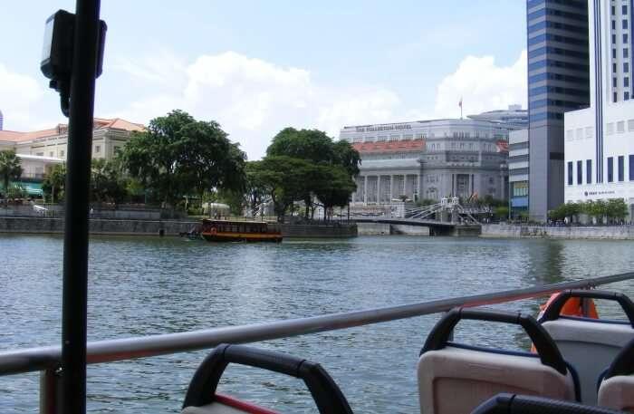 Boat tour