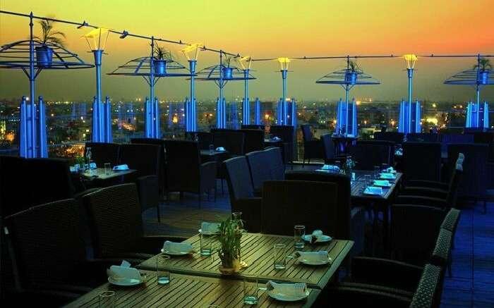 Hotel Park Prime- Romance under the sky