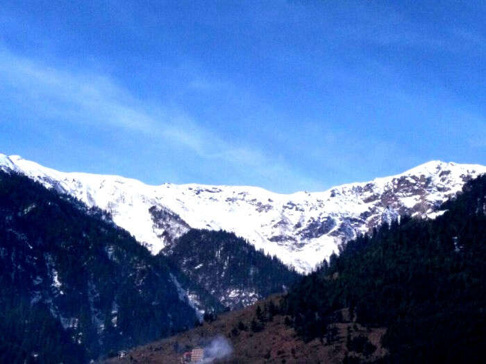 Mountains of Himachal