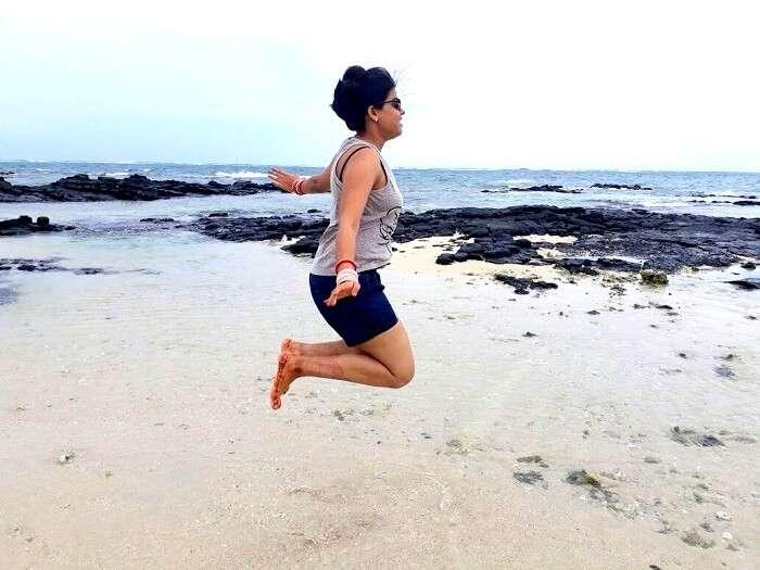 Solo traveler in Mauritius
