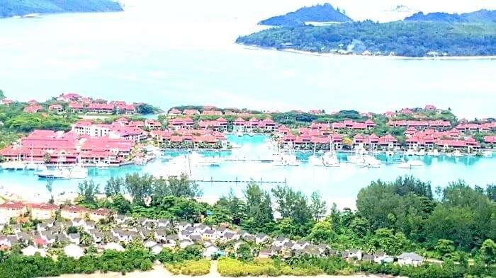 Capital of Seychelles