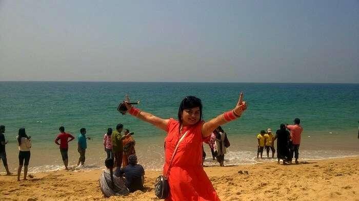 honeymoon on beach