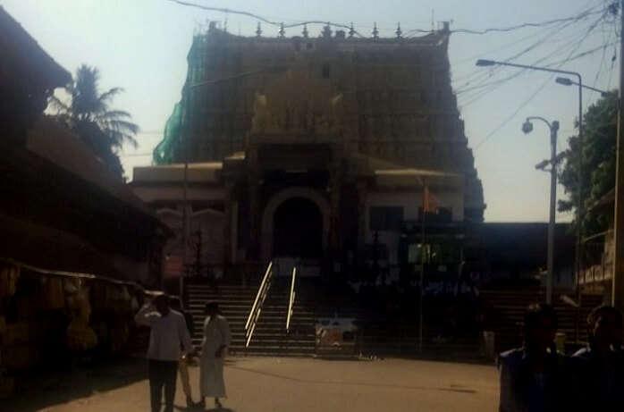 vishnu temple tiruvandrum