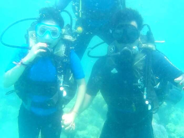 Adventure in Andaman
