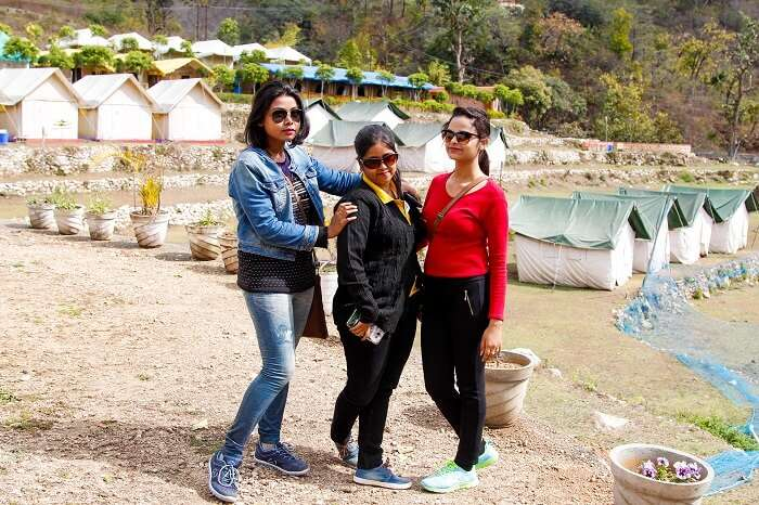Fun in Rishikesh