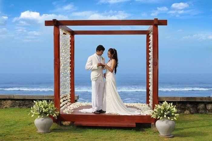 Wedding in Bentota, Sri Lanka