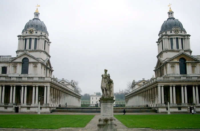 The Old Royal Naval College