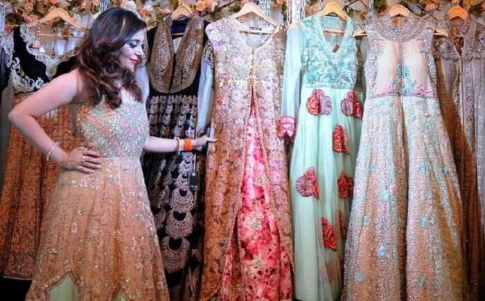 bridal shopping festival delhi