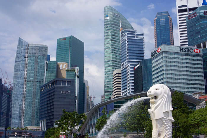 Why honeymoon in Singapore