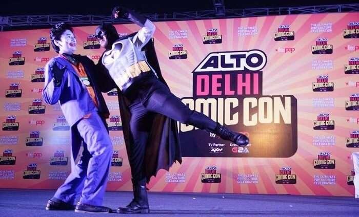 pop culture festival delhi