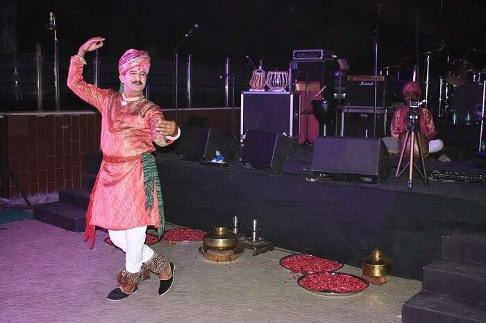 cultural event in neemrana