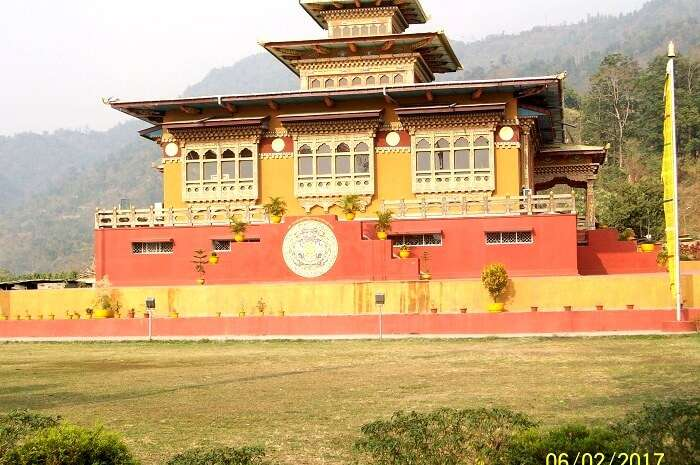 monuments in phuentsholing