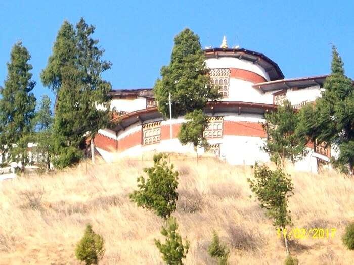 administrative buildings in bhutan