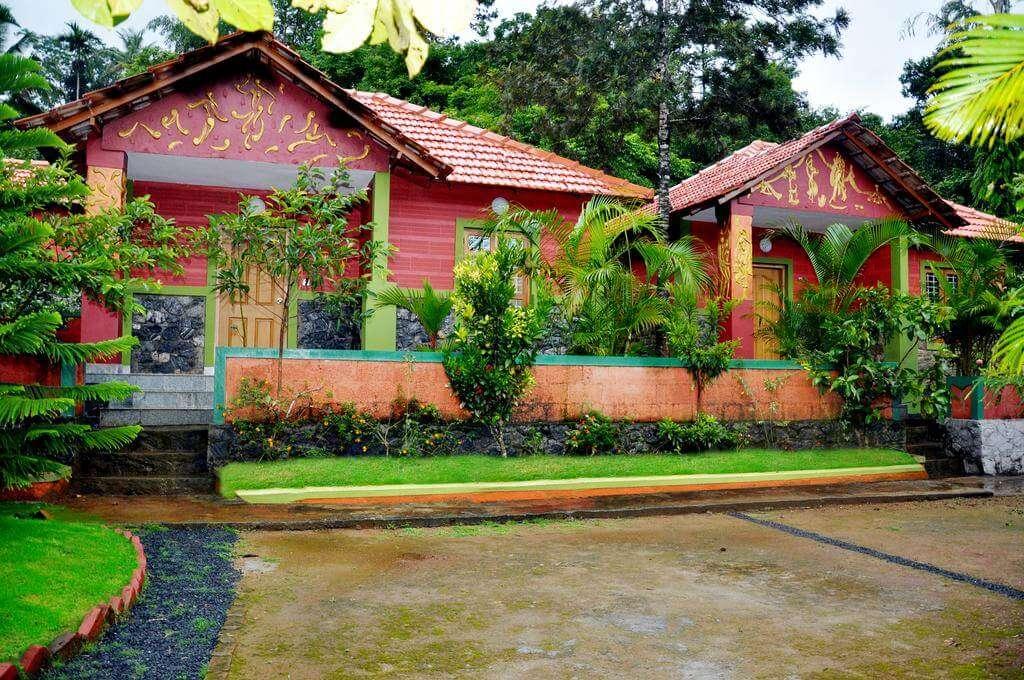 A suite of Wayanad Wind Resort in Wayanad