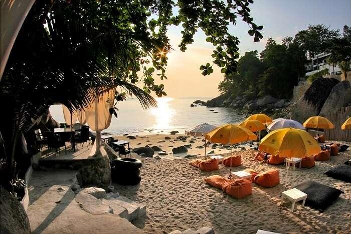 Iguana Beach Club, Phuket