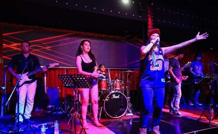 Tao Live Music Bar, Patong