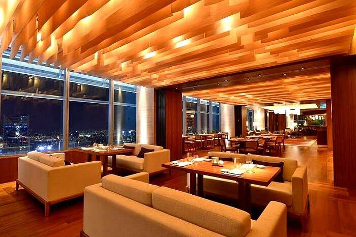Nobu Restaurant in Kuala Lumpur