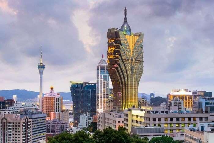 romance in Macau