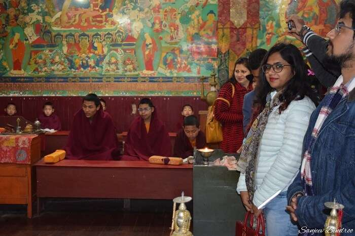 Ghoom Monastery in Darjeeling