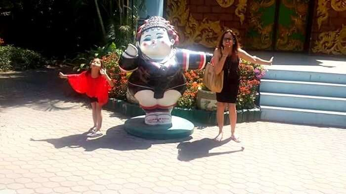 sightseeing in pattaya