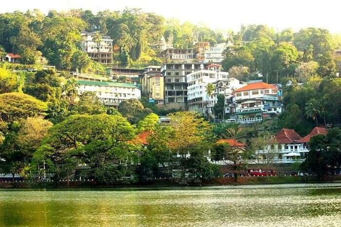 afternoon in kandy