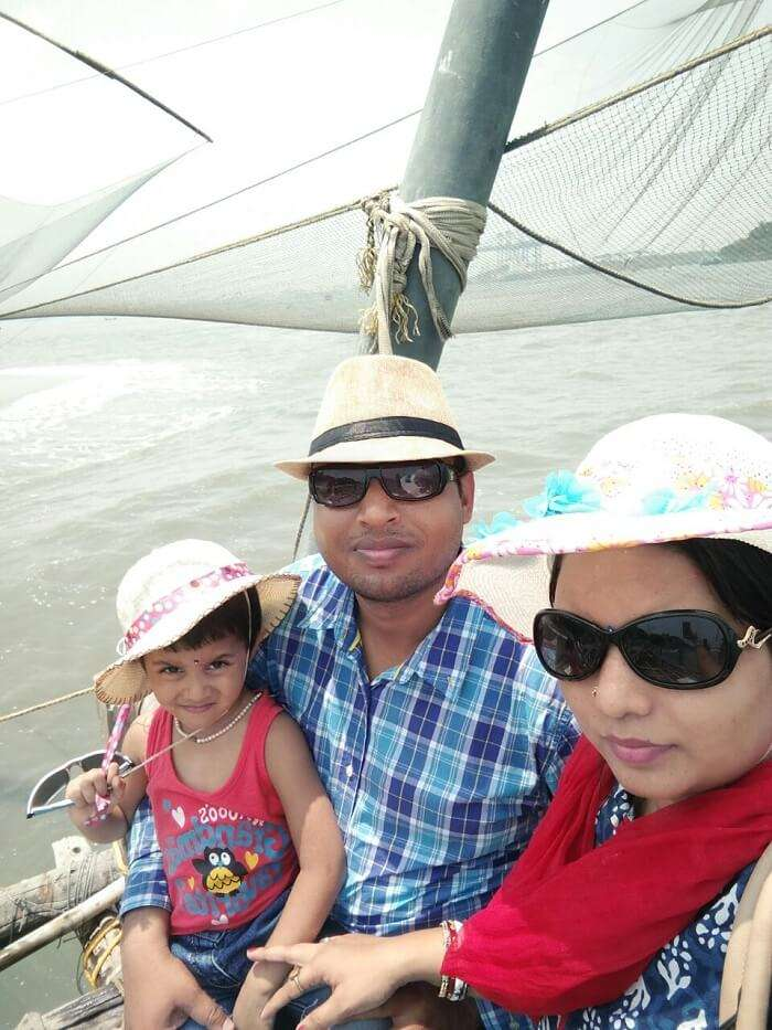 boating in periyar
