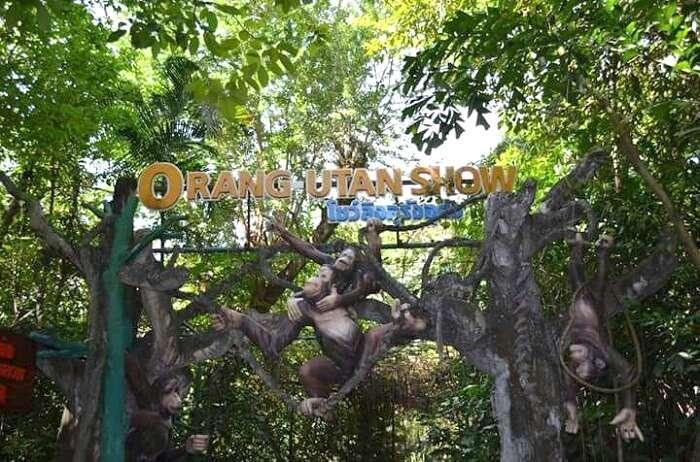 thailand entertainment parks