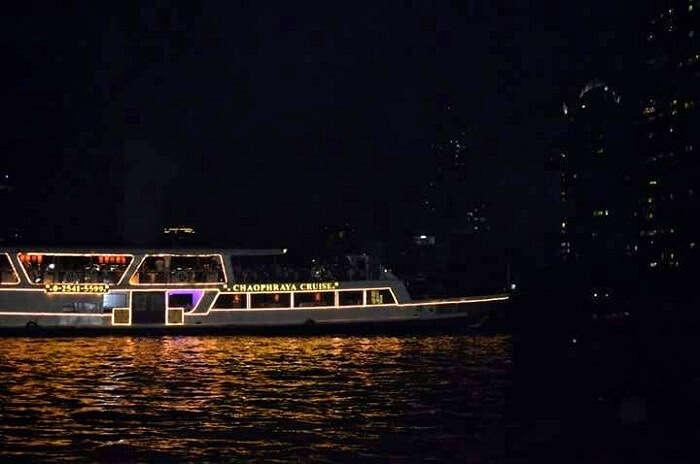 chayophraya river cruise