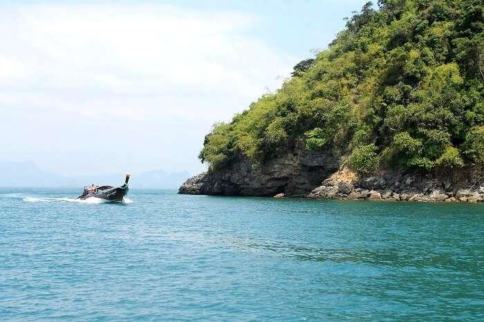 serene getaways in Thailand