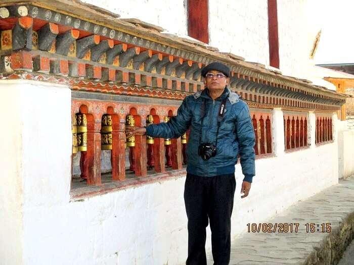 diving blessings in bhutan