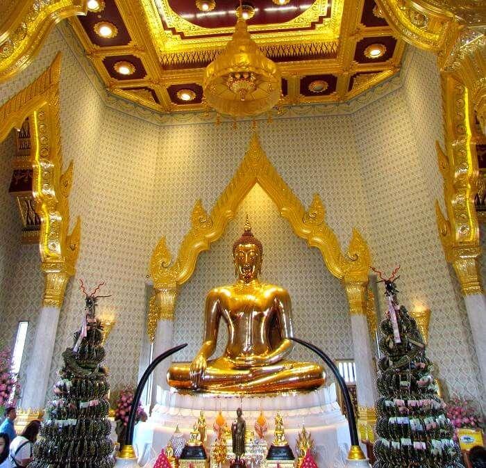 beautiful Buddha statue