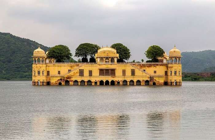 Jal Mahal Area
