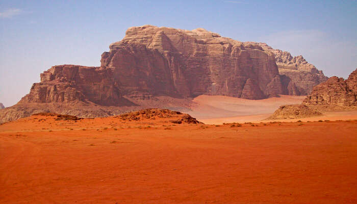 Let the fun & adventure begin in Wadi Rum