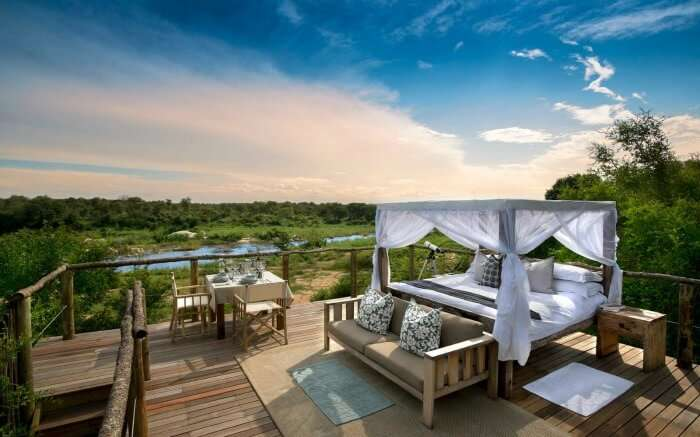 Lion Sands Game Reserve in South Africa
