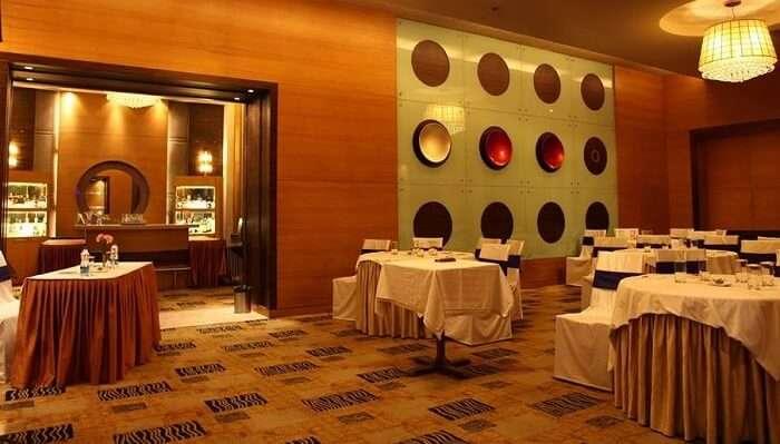 Middleton Chamber Banquet Kolkata