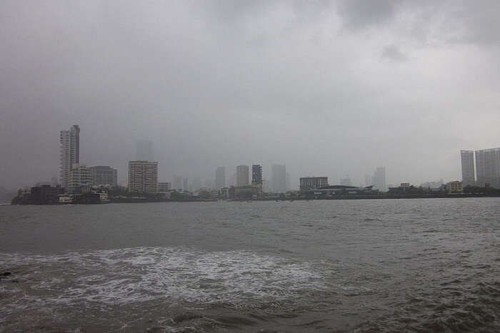 Monsoon In Mumbai