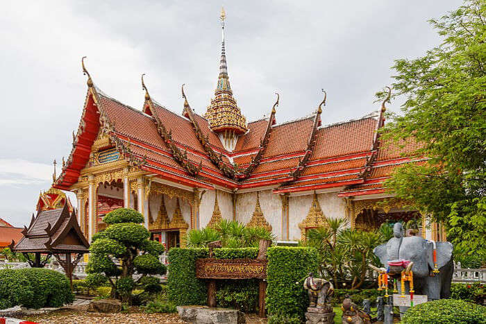 Religious places in Phuket