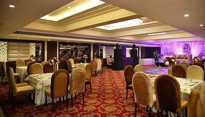 Royal Bengal Room Banquet