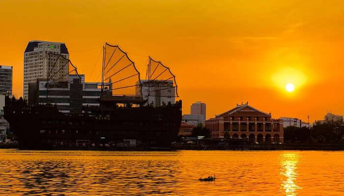 Saigon Island