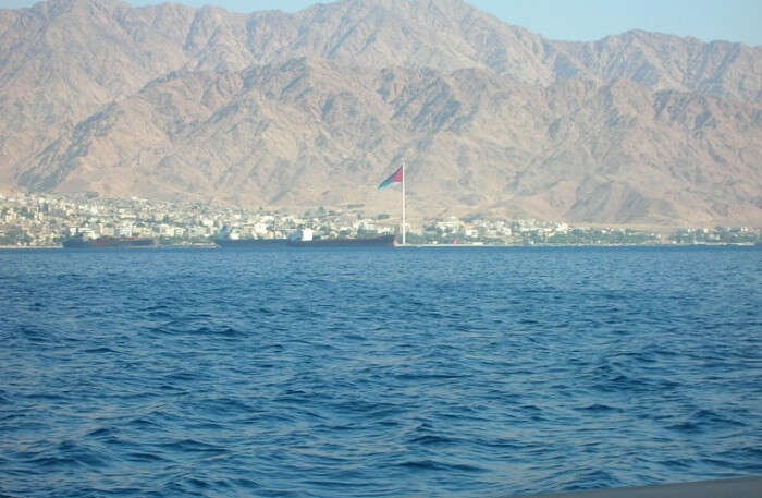 The Gulf of Aqaba