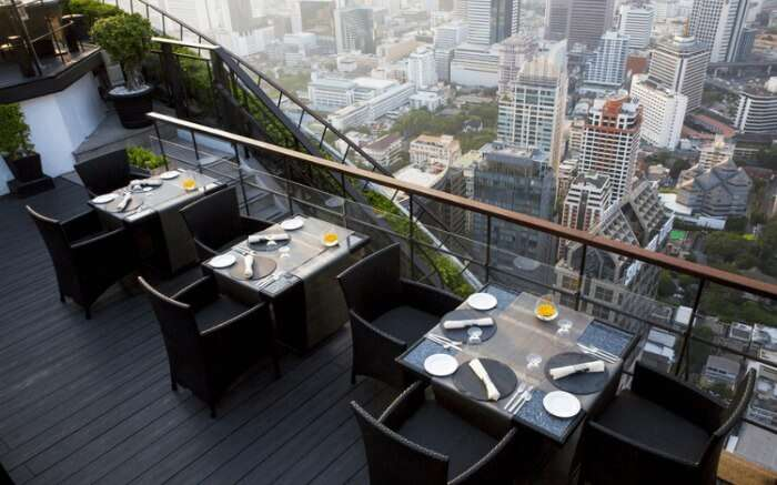 Vertigo Grill and Moon Bar