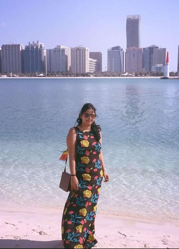 yas island in abu dhabi