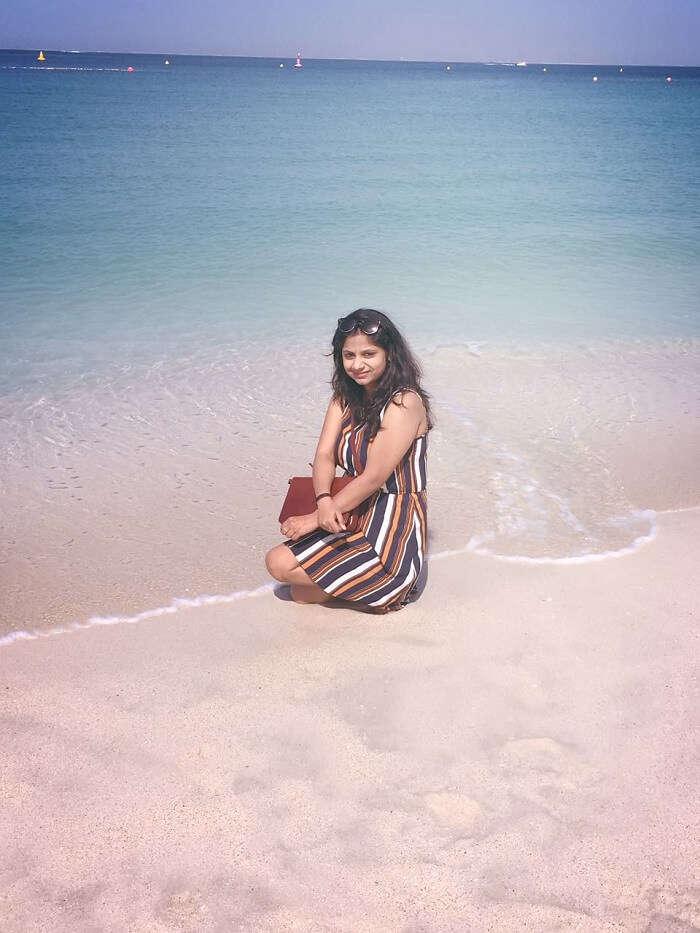yas island in abu dhabhi UAE