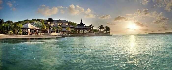 luxury islands in the world