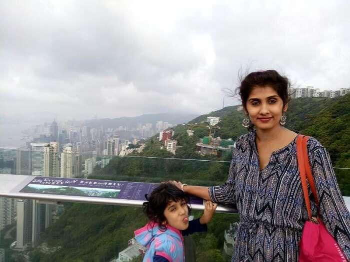 Hong Kong family tour