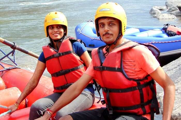 river rafting - Day 3
